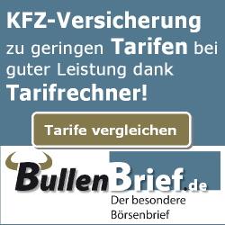 Tarifrechner für KFZ-Versicherung - KFZ-Versicheurng zu Top-Konditionen!